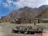 Auf den höhenstraßen des Pamir-Gebirges