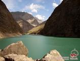 The Pamirs. Wakhan Corridor