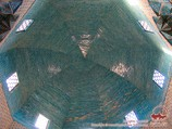 Мавзолей Мазлумхан-сулу (некрополь Миздакхан). Хорезмская область, Узбекистан