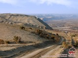 Дорога на Устюрт. Узбекистан