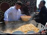 Plov ouzbek. Cuisine nationale ouzbek