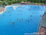 Waterpark in Taschkent