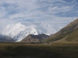 Huge Lenin peak (Achik-Tash valley)