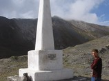 Перевал Талдык (3600м)