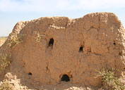 Afrosiab ancient town