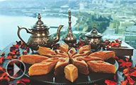Национальная кухня Азербайджана. Аппетитные блюда азербайджанской кухни