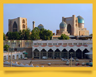 Mosquée Bibi-Khanoum