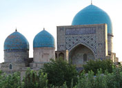 Dorut-Tilavat memorial complex