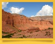 Eolian Castles Canyon