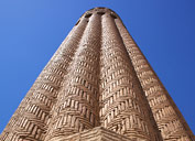 Dzharkurgan minaret