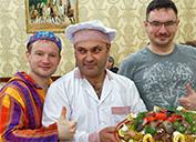 В Узбекистан на 23 февраля