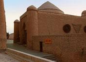 Caravanserail d`Allakouli-Khan