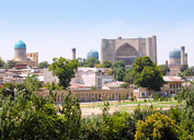 Bibi-Khanum-Moschee