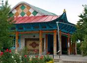 La mosquée de Doungane