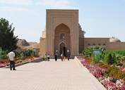 Mausoleum of Hakim al-Termezi