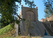 Tombe de Khodja Doniyar (prophète Daniel)