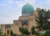 Mausoleum of Abubakr Kaffal ash-Shashi