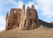 Forteresse Qirq-Qiz-Qala