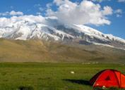 Muztag-Ata Peak