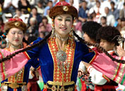 Navruz - Oriental New Year holidays