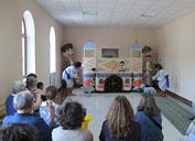 Théâtre des marionettes