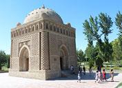 Mausoleum der Samaniden