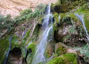 Der Sangardak Wasserfall
