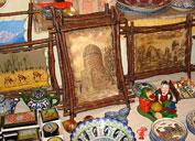 Les souvenirs de l'Ouzbékistan