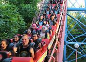 Parque de atracciones en Tashkent