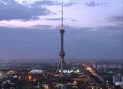 tour de télévision de Tachkent