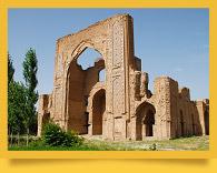 Ishratkhona Mausoleum