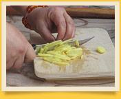Рецепт начинки для ханума. Узбекская кухня