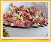 Рецепт начинки для ханума. Узбекские национальные блюда