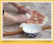 Приготовление ханума. Рецепты узбекской кухни