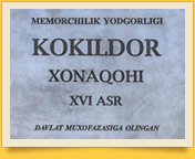 El khanako de Kukildor-Ota. Termez, Uzbekistán