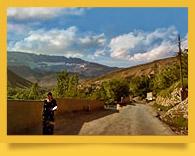 Baïsoun - la ville de sud de l`Ouzbékistan
