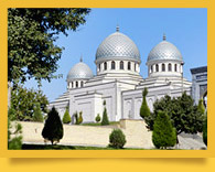 Mezquita Dzhuma