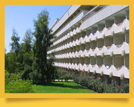 Sanatoriums in Issyk-Kul