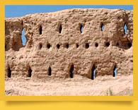 Крепость Джанбас-Кала