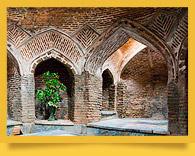 Средневековые бани Хамам