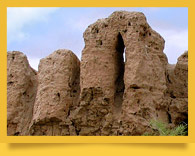 Городище Кой-Крылган-кала