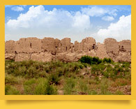 Крепость Кызыл-Кала