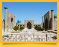 Sehenswürdigkeiten von Samarkand