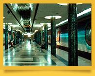 El metro de Tashkent