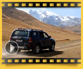 Video: In an off-road vehicle across Kyrgyzstan