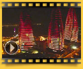 Baku. The City of the Future