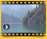 Tracking en région du lac de Sari-Tchélek