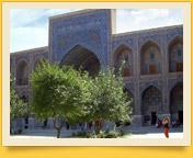 Мечеть шейха Лютфуллы (XVII в.). Исфахан, Иран
