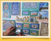 Usbekische Souvenirs