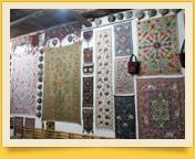 Сюзане. Узбекская национальная вышивка